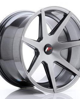 JR Wheels JR20 19×11 ET25-40 5H BLANK Hyper Black