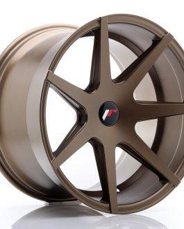 JR Wheels JR20 19×11 ET25-40 5H BLANK Matt Bronze
