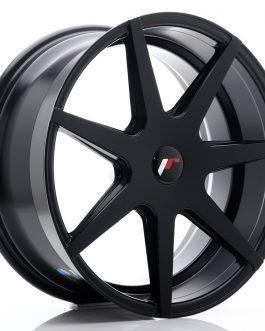 JR Wheels JR20 19×8,5 ET20-40 BLANK Matt Black