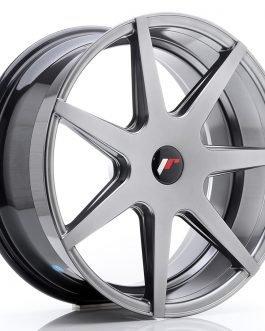 JR Wheels JR20 19×8,5 ET20-40 BLANK Hyper Black