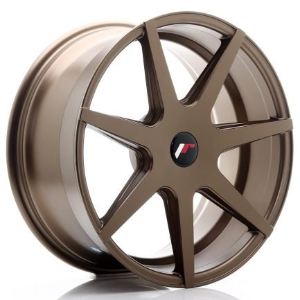 JAPAN RACING JR Wheels JR20 19x8,5 ET20-40 BLANK Matt Bronze 8.50x19