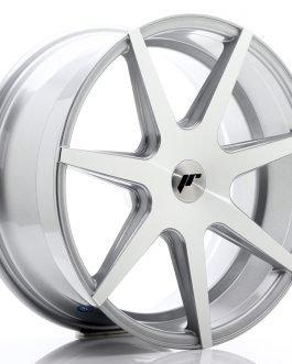JR Wheels JR20 19×8,5 ET20-40 BLANK Silver Machined Face