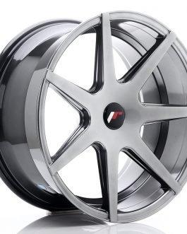 JR Wheels JR20 19×9,5 ET20-40 BLANK Hyper Black