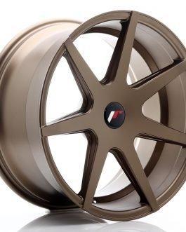 JR Wheels JR20 19×9,5 ET20-40 BLANK Matt Bronze
