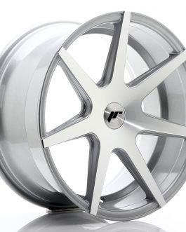 JR Wheels JR20 19×9,5 ET35-40 BLANK Silver Machined Face