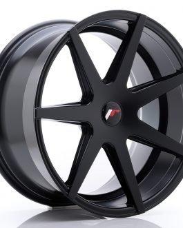 JR Wheels JR20 20×10 ET20-40 5H BLANK Matt Black