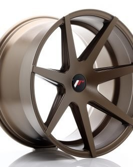 JR Wheels JR20 20×11 ET20-30 5H BLANK Matt Bronze