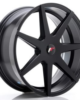 JR Wheels JR20 20×8,5 ET20-40 5H BLANK Matt Black