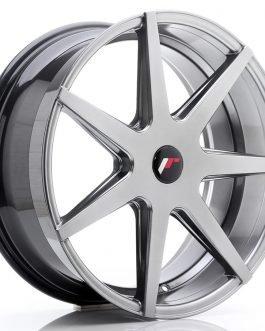 JR Wheels JR20 20×8,5 ET20-40 5H BLANK Hyper Black