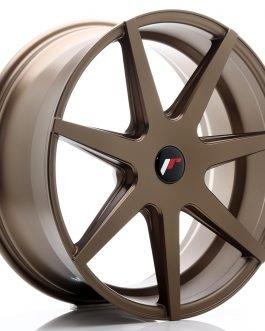 JR Wheels JR20 20×8,5 ET20-40 5H BLANK Matt Bronze