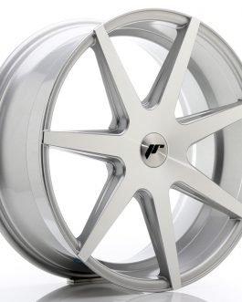 JR Wheels JR20 20×8,5 ET20-40 5H BLANK Silver Machined Face