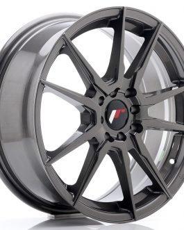 JR Wheels JR21 17×7 ET40 5×100/114 Hyper Gray