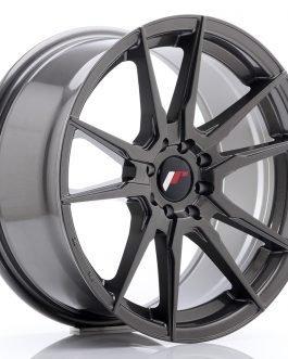 JR Wheels JR21 17×8 ET35 5×110/120 Hyper Gray