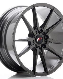 JR Wheels JR21 18×8,5 ET40 5×112/114 Hyper Gray