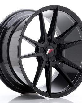 JR Wheels JR21 18×9,5 ET20-40 5H BLANK Gloss Black