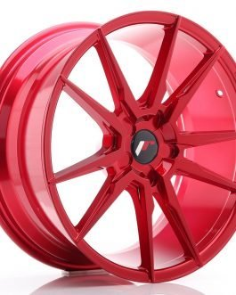 JR Wheels JR21 19×8,5 ET20-43 5H BLANK Platinum Red