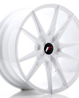 JR Wheels JR21 19×8,5 ET20-43 5H BLANK White