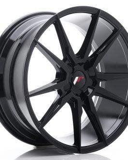JR Wheels JR21 19×8,5 ET35-40 5H BLANK Gloss Black