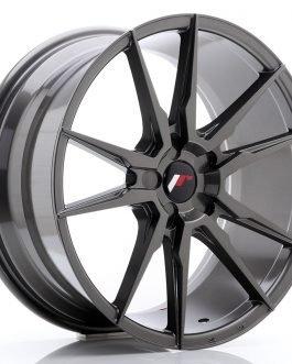 JR Wheels JR21 19×8,5 ET35-43 5H Blank Hyper Gray