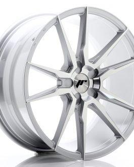 JR Wheels JR21 19×8,5 ET35-43 5H BLANK Silver Machined Face