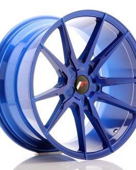 JR Wheels JR21 19×9,5 ET20-40 5H BLANK Platinum Blue