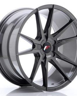 JR Wheels JR21 19×9,5 ET20-40 5H Blank Hyper Gray