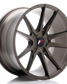JR Wheels JR21 19×9,5 ET20-40 5H BLANK Matt Bronze