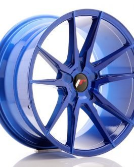 JR Wheels JR21 19×9,5 ET35-40 5H BLANK Platinum Blue