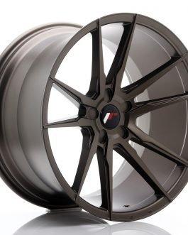 JR Wheels JR21 20×11 ET20-30 5H BLANK Matt Bronze