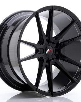 JR Wheels JR21 20×11 ET30-50 5H BLANK Glossy Black