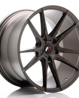 JR Wheels JR21 20×11 ET30-50 5H BLANK Matt Bronze