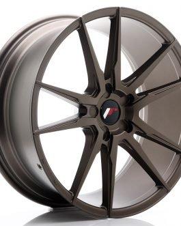 JR Wheels JR21 20×8,5 ET20-40 5H BLANK Matt Bronze