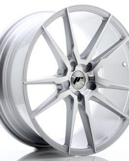 JR Wheels JR21 20×8,5 ET20-40 5H BLANK Silver Machined Face