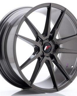 JR Wheels JR21 20×8,5 ET40 5H Blank Hyper Gray