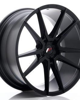 JR Wheels JR21 21×10 ET15-48 5H BLANK Matt Black