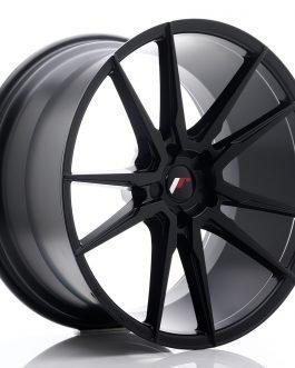 JR Wheels JR21 21×11 ET15-55 5H BLANK Matt Black