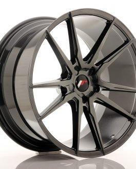 JR Wheels JR21 21×11 ET15-55 5H BLANK Hyper Black
