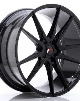JR Wheels JR21 22×10,5 ET15-52 5H BLANK Glossy Black