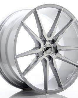 JR Wheels JR21 22×10,5 ET15-52 5H BLANK Silver
