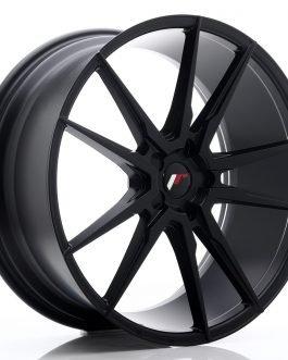JR Wheels JR21 22×9 ET30-45 5H BLANK Matt Black