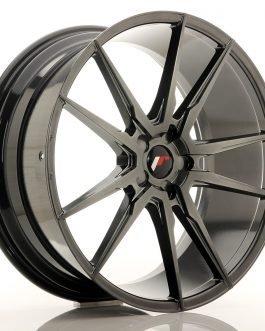 JR Wheels JR21 22×9,5 ET30-48 5H BLANK Hyper Black