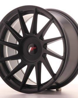 JR Wheels JR22 17×8 ET25-35 BLANK Matt Black
