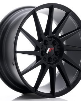 JR Wheels JR22 18×7,5 ET40 5×112/114 Matt Black