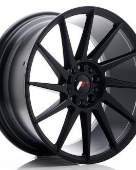 JR Wheels JR22 18×8,5 ET40 5×112/114 Matt Black