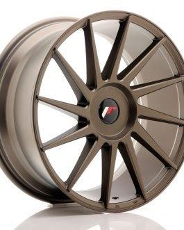 JR Wheels JR22 19×8,5 ET20-40 BLANK Matt Bronze