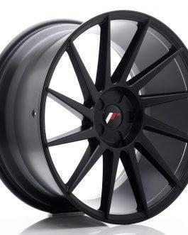 JR Wheels JR22 20×10 ET20-40 5H BLANK Matt Black