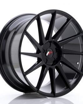 JR Wheels JR22 20×10 ET20-40 5H BLANK Glossy Black