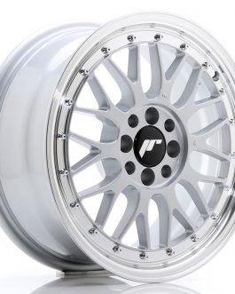 JR Wheels JR23 16×7 ET40 4×100/114,3 Hyper Silver w/Machined Lip
