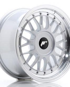 JR Wheels JR23 16×8 ET20-45 BLANK Hyper Silver w/Machined Lip