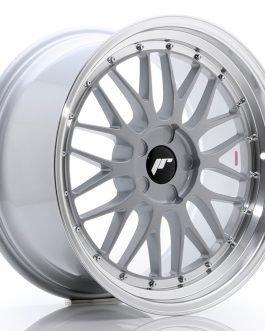 JR Wheels JR23 19×9,5 ET20-48 5H BLANK Hyper Silver w/Machined Lip